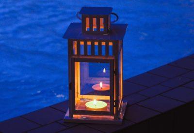 DAS BAD Merzig - Kerzenscheinschwimmen