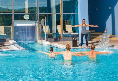 DAS BAD Merzig - Aqua Fitness Kurse