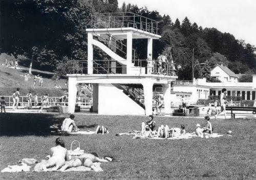Das Erlebnisbad in Merzig: Badetradition Badetradition seit über 80 Jahren
