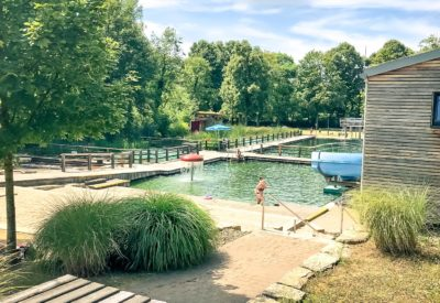 DAS BAD Merzig - Wassergarten