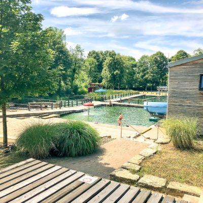DAS BAD Merzig: Naturbad  Heilborn