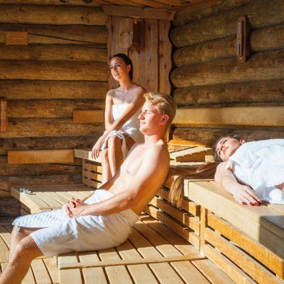 DAS BAD Merzig: Saunawelt