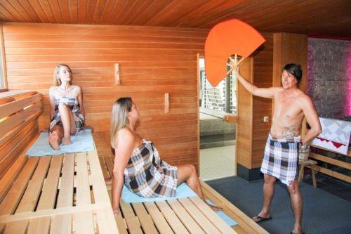 Das Erlebnisbad in Merzig: Aufgussprogramm Sauna