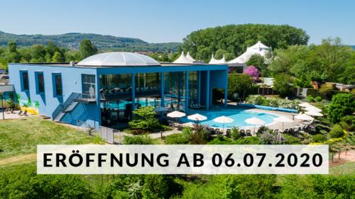 Das Erlebnisbad in Merzig: DAS BAD öffnet am 6. Juli 2020
