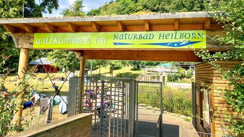 Das Erlebnisbad in Merzig: Merziger Naturbad Heilborn beendet Freibadsaison mit positiver Bilanz